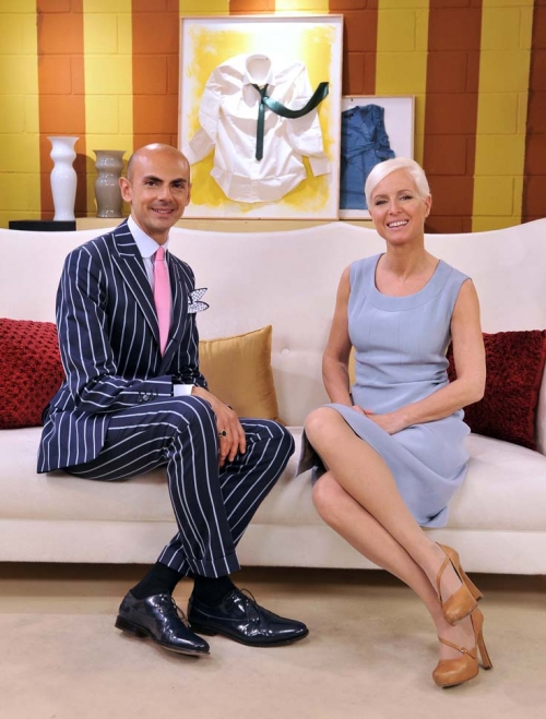 fashion, ma come ti vesti, stile, enzo miccio, carla gocci, real time, tv
