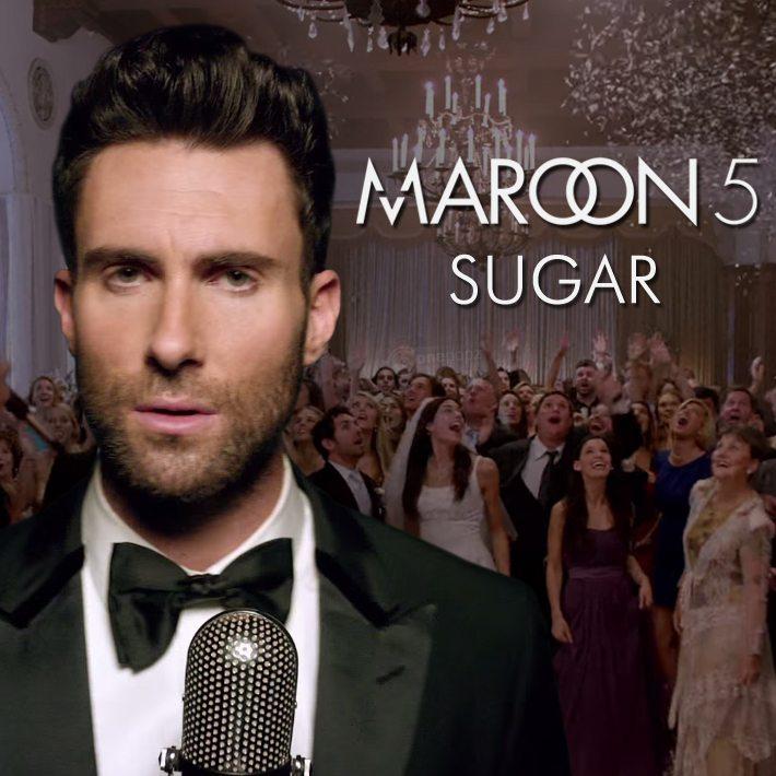Maroon-5-Sugar