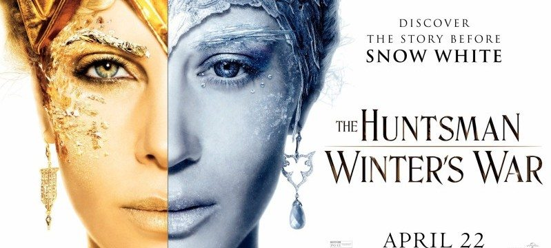 Dvd: The Huntsman Winter's war