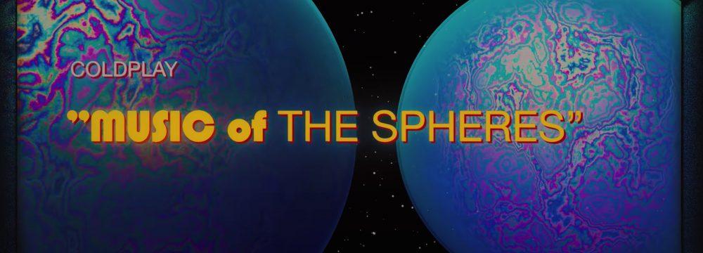 I Coldplay annunciano la data di uscita del nuovo album: Music of the Spheres